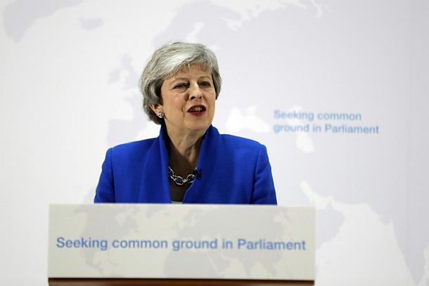 Theresa May,Politik,News,Brexit-Abkommen