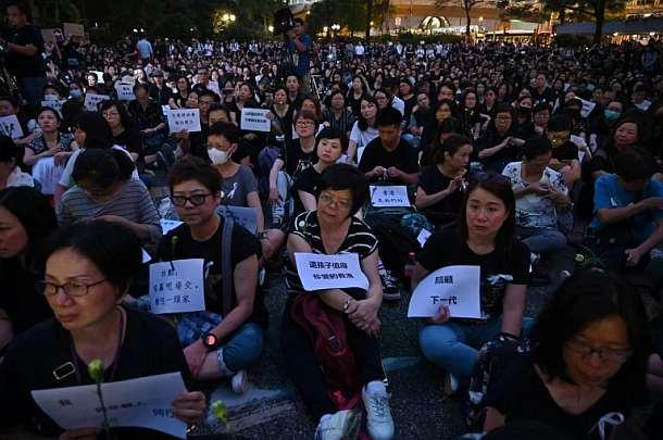Auslieferungsgesetz,Politik,Hongkong,Presse