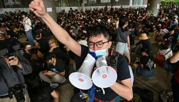 Proteste in Hongkong,Ausland,Außenpolitik,Presse,News