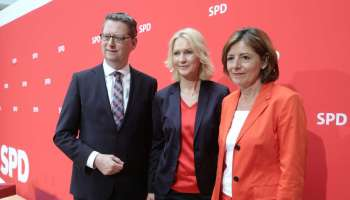 Berlin,SPD,Malu Dreyer,Manuela Schwesig,Presse,News