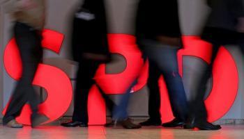 SPD,NRW,Parteitag,Berlin