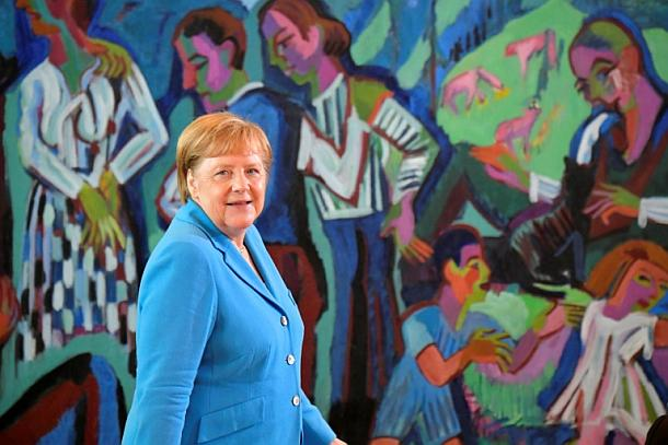 Angela Merkel,Westbalkan-Konferenz,Polen,Presse,News