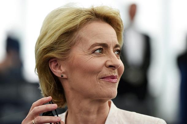 Ursula von der Leyen,Polen,Warschau,Presse,News,Online