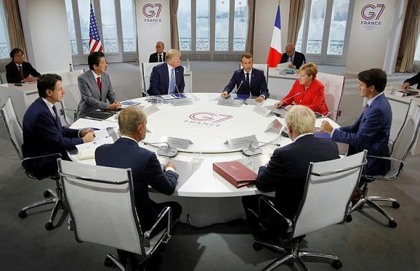 G7 Gipfel,Biarritz,Politik,Presse,News,Medien,Aktuelle,, Klimaschutz,Ende