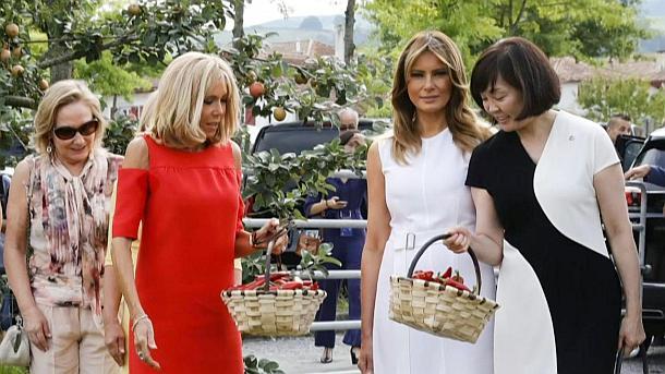 Baskenland,Starnews,G7 Gipfel,Biarritz,Politik,Presse,News,Medien,Aktuelle,