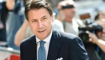 Giuseppe Conte,Rom,Italien,Presse,News,Medien,Politik