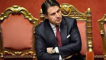 Rom,Giuseppe Conte,Presse,News,Politik,Aktuelle