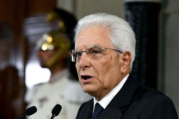 Italien,Sergio Mattarella,Politik,Nachrichten,Presse,News,Medien,Aktuelle