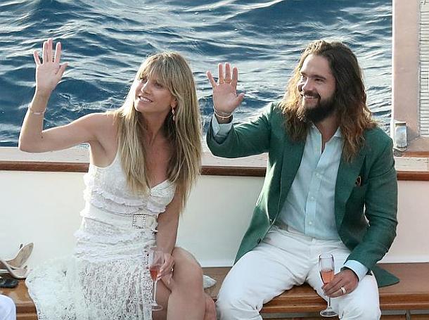 Hochzeit,Heidi Klum,Tom Kaulit,ja,Medien,Starnews,Presse,Aktuelle