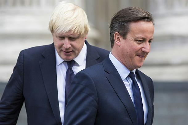 David Cameron,Boris Johnson,Presse,News,Medien,Aktuelle,Nachrichten,Online