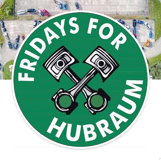 Friday For Hubraum,Fridays for Future,Internet Online,Presse,News,Medien,Aktuelle,Nachrichten