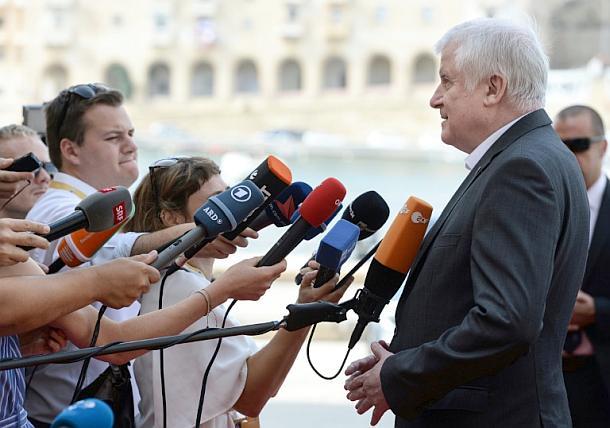 Horst Seehofer,Malta,Italien,Presse,News,Medien,Aktuelle,Nachrichten