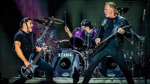 James Hetfield,Metallica Konzert,Presse,News,Medien,Aktuelle,Nachrichten