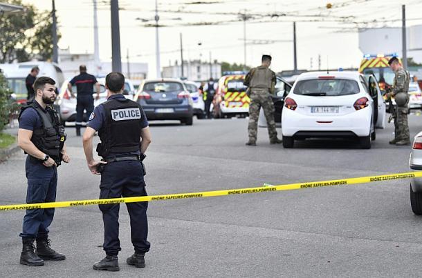 Villeurbanne,Lyon,Frankreich,Presse,News,Medien,Aktuelle