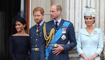 Herzogin Meghan, Prinz Harry, Prinz William,Herzogin Kate,Medien,People,Aktuelle,News,