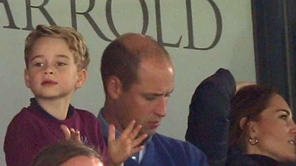 Prinz George,Fußball,Sport,People,Presse,News,Medien,Aktuelle