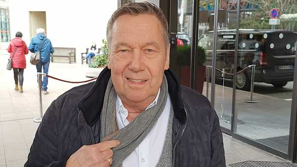Roland Kaiser,Stimmbandentzündung,Starnews,Presse,Medien,Aktuelle