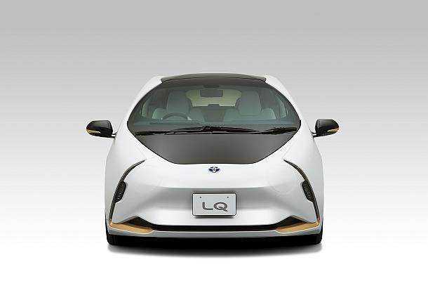 Toyota,Toyota LQ ,Auto,Presse,News,Medien,Aktuelle,
