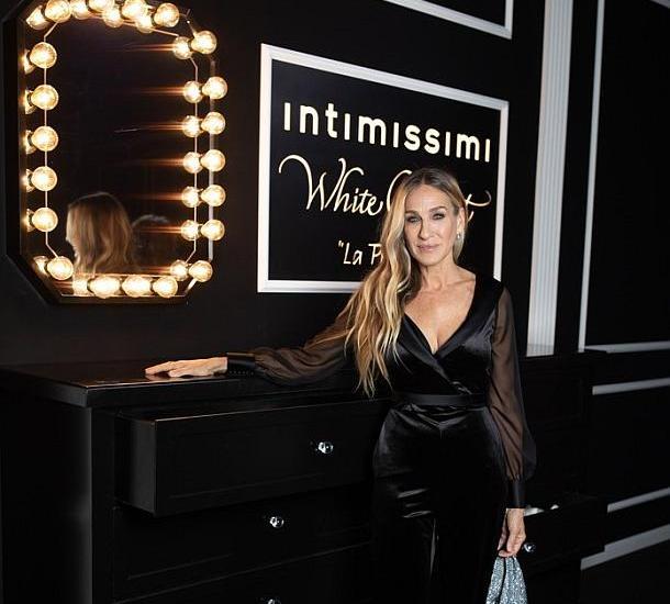 Sarah Jessica Parker,Intimissimi,Lifestyle,Fashion,Beauty,Presse,Medien,News,Verona,Aktuelle