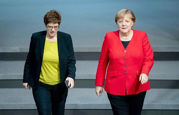 Annegret Kramp-Karrenbauer,Politik,Presse,News,Medien,Aktuelle,Berlin
