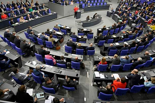 Berlin,Bundestag,Haushaltswoche,Presse,News,Medien,Aktuelle