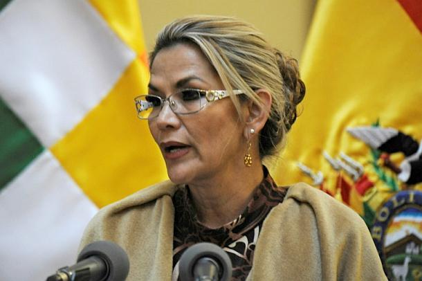 Jeanine Añez,Bolivien,USA,Politik,Presse,News,Medien,Nachrichtenagentur