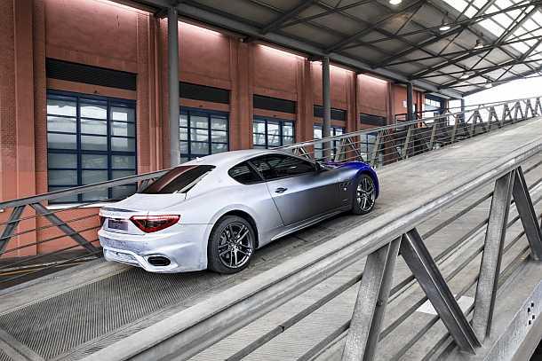 Maserati,GranTurismo Zéda,Auto,Presse,News,Medien,Aktuelle
