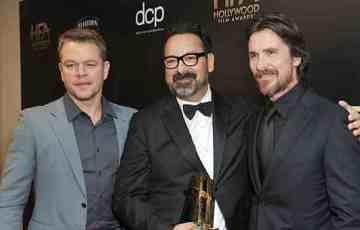 Matt Damon,Starnews,Christian Bale,People,Medien