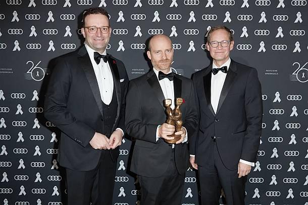 Michael Mueller,Medien,Presse,Berlin,AIDS Stifung