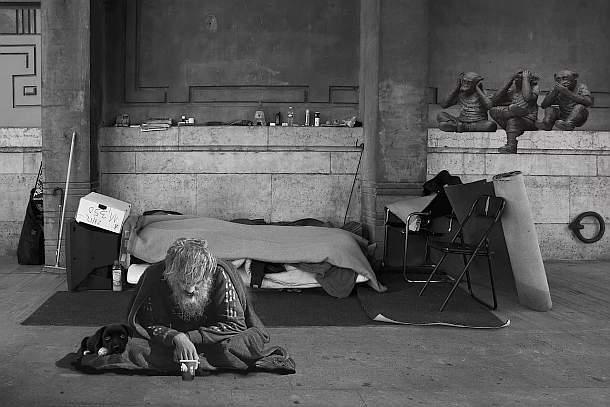 Obdachlose,Menschen,Deutschland,Presse,News,Medien,Aktuelle,Nachrichten,Berlin