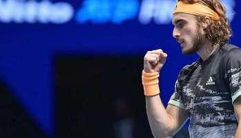 Stefanos Tsitsipas,ATP,London ,Sport, News,Medien,Aktuelle,Tennis
