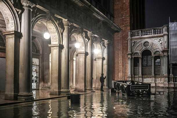 Venedig,Hochwasser ,Presse,News,Medien,Aktuelle,Nachrichten,Online,Presse.Online