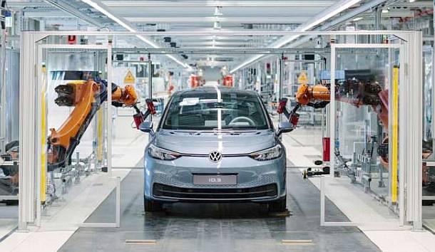 Volkswagen ID.3,Volkswagen,Zwickau,Presse,Auto,News,Medien,Aktuelle,Angela Merkel,Presse.Online
