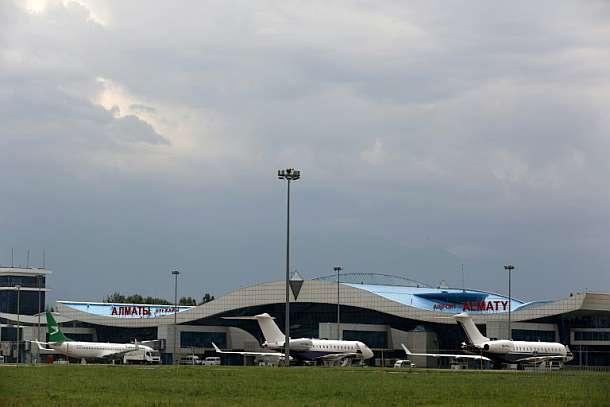 Kasachstan,Almaty,Luftverkehr,Presse,News,Medien,Aktuelle