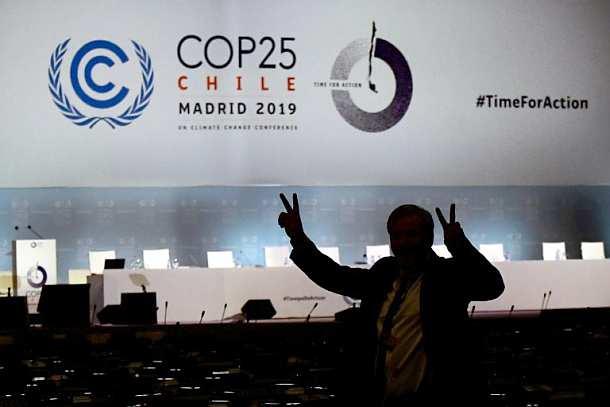 Madrid,Klimakonferenz,Presse,News,Medien,Aktuelle