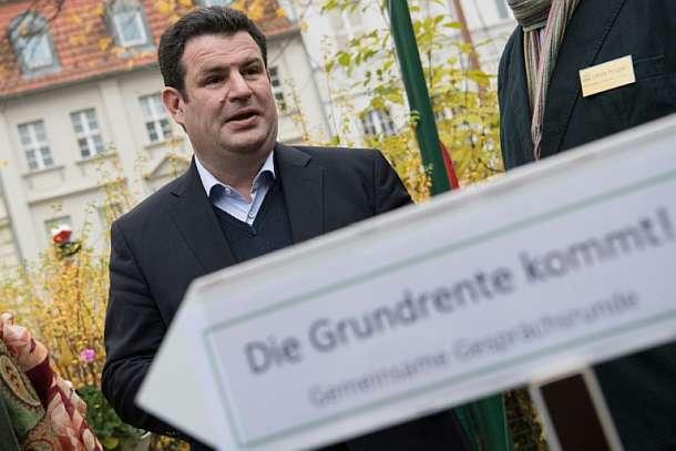 Hubertus Heil,Berlin,SPD,Berlin,Politik,Presse,News