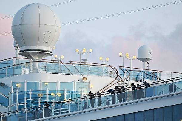 Diamond Princess,Presse,News,Medien,Aktuelle