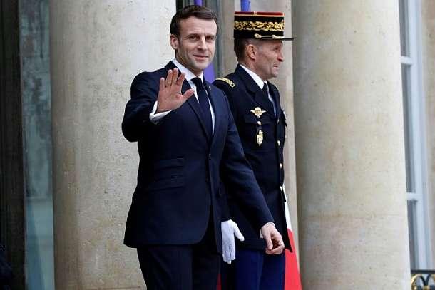 Emmanuel Macron,Politik,Presse,News,Medien,
