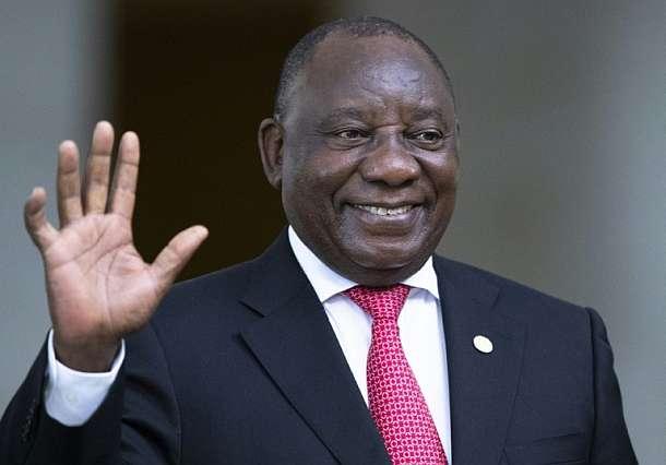 Pretoria,Afrika,Cyril Ramaphosa,Politik,News,Medien