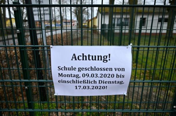 Berlin Schließt Schulen