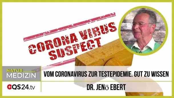 Dr. Jenö Ebert,Corona,Presse,News,Medien