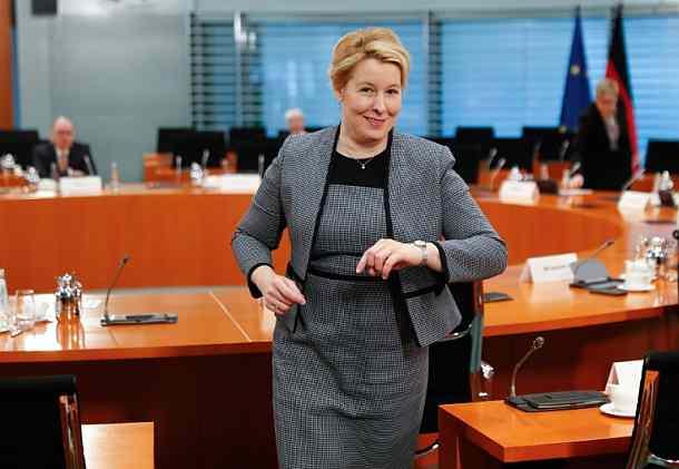 Franziska Giffey,Presse,News,Politik,Berlin,Online
