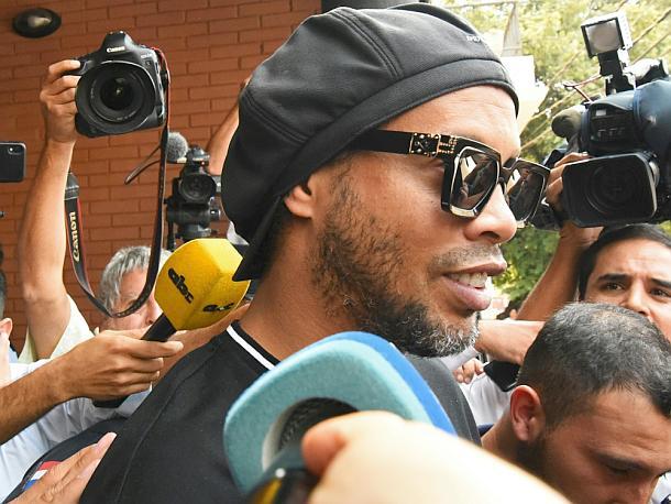Ronaldinho Gaúcho ,Brasilien ,People,Medien,Presse,News,Star News