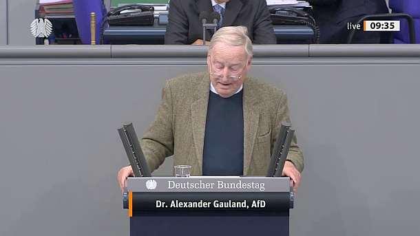 Dr. Alexander Gauland,AfD,Gauland,Politik,Presse,News