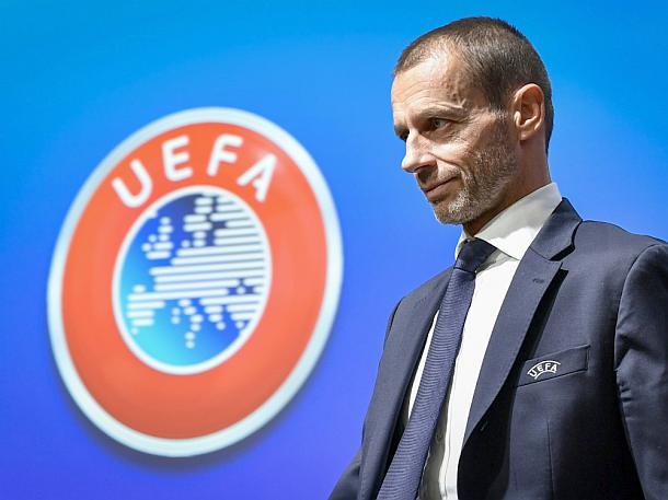 Fifa,Aleksander Ceferin,UEFA,Sport,News
