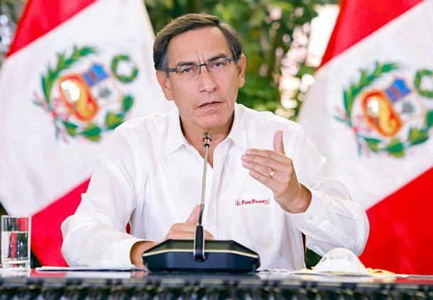 Martín Vizcarra,Peru,Corona,Presse,News,Medien