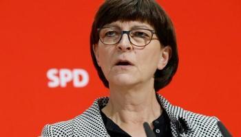 Saskia Esken,SPD,Berlin,Politik,Presse,News