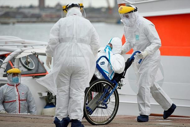 Uruguay,Kreuzfahrtschiff,Coronavirus,Presse,News