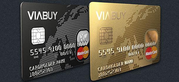 Finanzen,News,Viabuy, Mastercard ,Kontofunktion