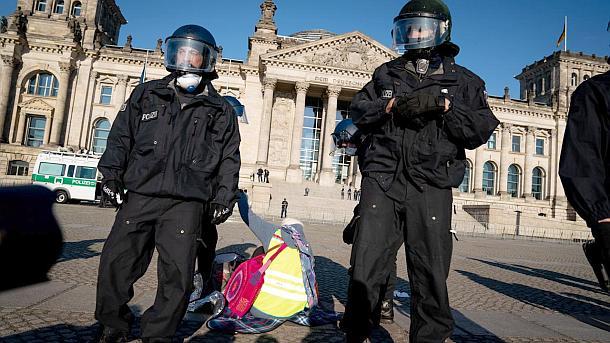 ARD,Demo,Demonstration,Presse,News